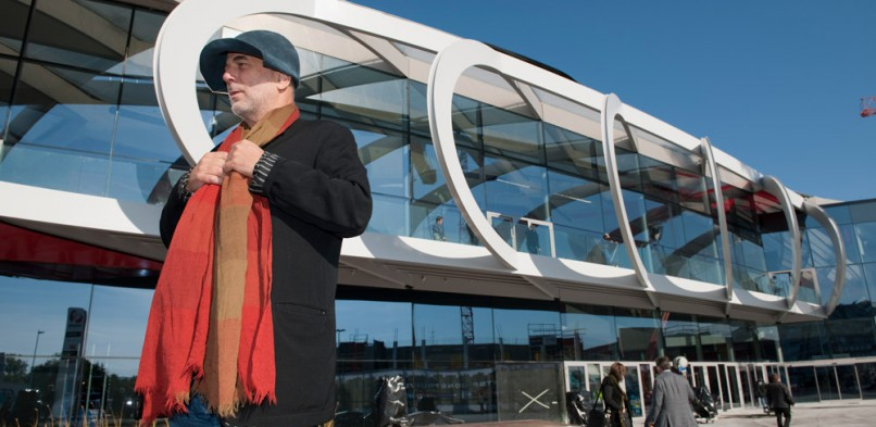 Ron Arad honoré